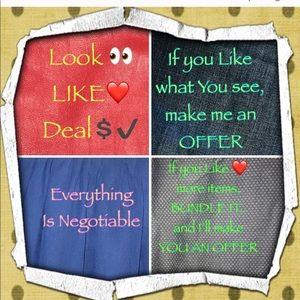 Like, Bundle, Offer
